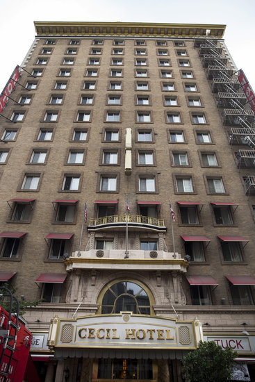 Hotel Cecil Is the Real-Life American Horror Story Hotel