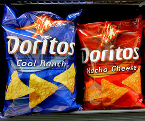 "Man Found in Pile of Doritos, Other Snacks After Calling Police to Say He's ""Too High"""