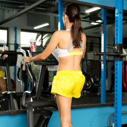 45-Minute Elliptical Interval Workout