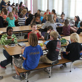 Teacher Reportedly Forces Elementary Students to Scrub Floors After a Food Fight