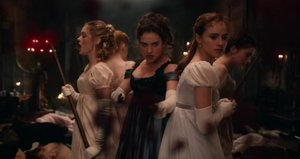 Lily James Kills in First 'Pride and Prejudice and Zombies' Trailer