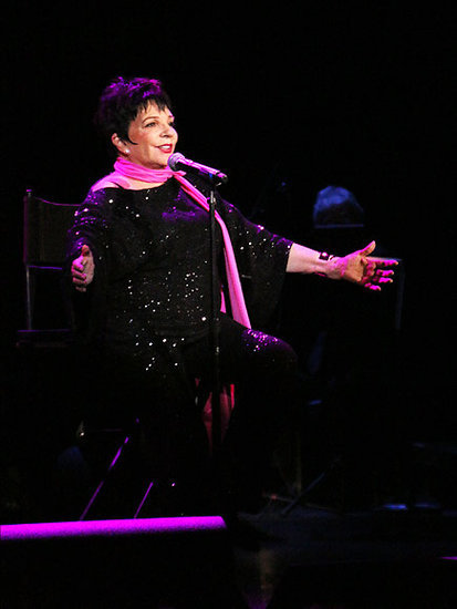 She's Headed Where? Liza Minnelli Hops on 200-Mile Uber Ride to Make It to Concert
