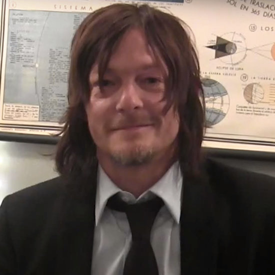 "Norman Reedus Playing ""Would You Rather"" on Jimmy Fallon"