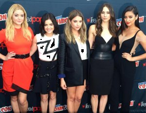 "The ""Pretty Little Liars"" Cast Reveals What Their Characters Are Like Five Years Later"