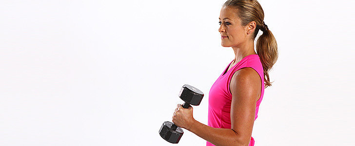 20-Minute Abs and Arms Blast — With a Playlist!