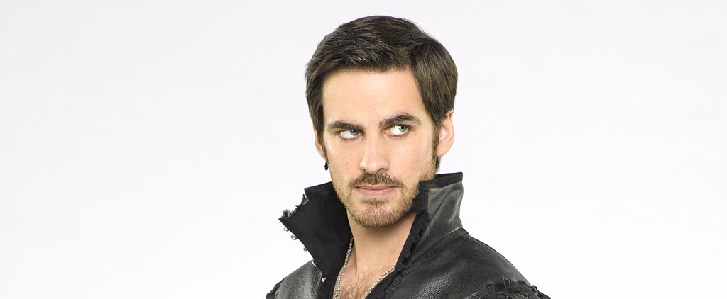 37 Reasons You Fell in Love With the Wickedly Sexy Captain Hook