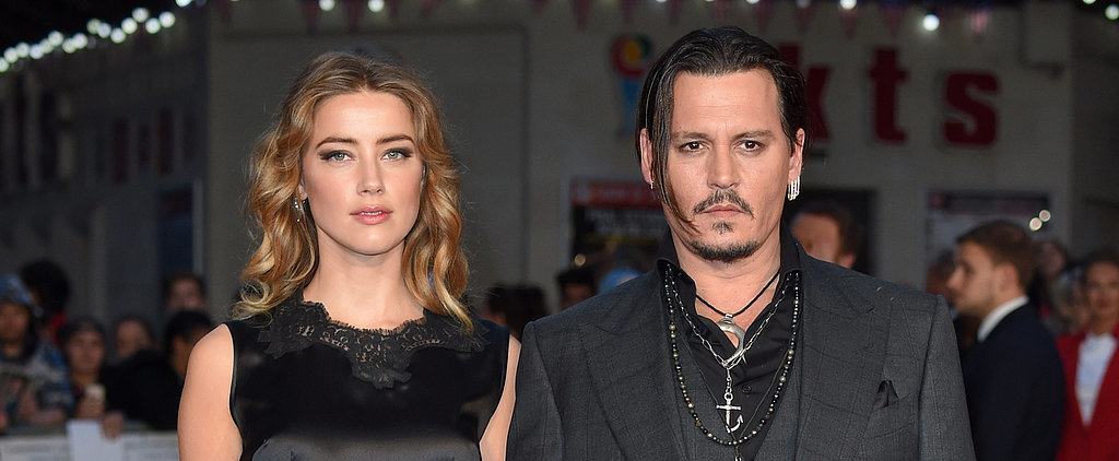 Johnny Depp and Benedict Cumberbatch Get Support From Their Leading Ladies