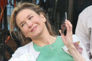 """Bridget Jones's Baby"" Has Begun Filming In London"