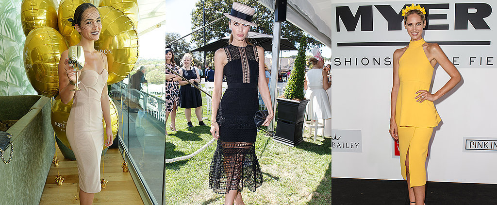 What the 7 Best Dressed Celebrities Wore on Stakes Day