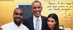 Kim and Kanye Gave President Obama 2 Extremely Hard-to-Get Gifts