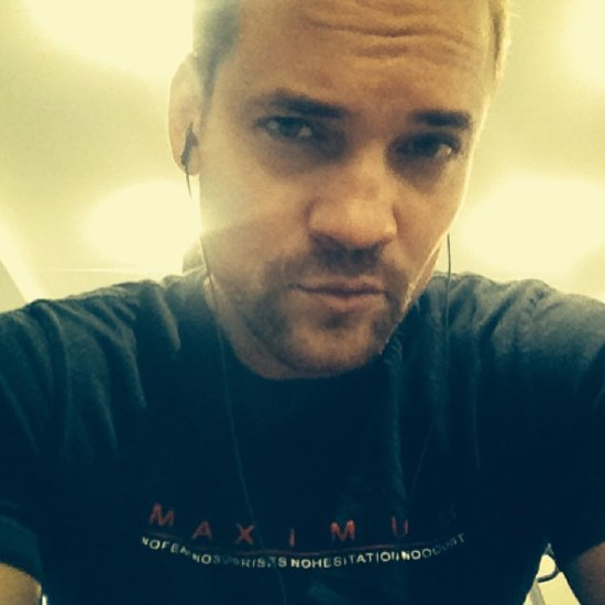 Shane West Instagram Pictures