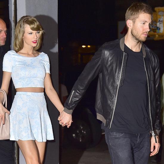 Taylor Swift Responds to Calvin Harris Breakup Rumours