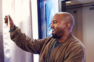 "Kanye West Auditioned For ""American Idol"" This Weekend"
