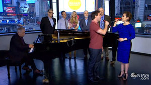 VIDEO: The Original Singing Voices From Aladdin Reunite To Perform 'A Whole New World'