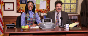 Gabrielle Union Joins Jimmy Fallon For Some Top-Notch Musical Morning Announcements