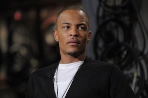 T.I. Said He Won't Vote For A Woman To Be President Of The United States