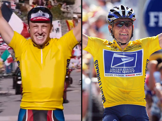 Ben Foster: Taking Performance-Enhancing Drugs for Lance Armstrong Biopic 'Definitely Damaged' My Body