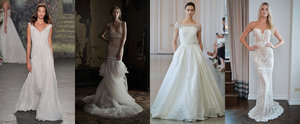 The 7 Wedding Dress Trends You Need to Know From Bridal Fashion Week