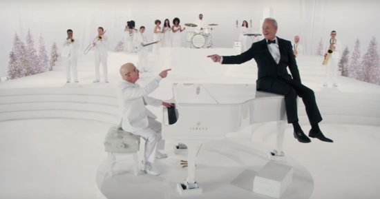 The First Trailer For Bill Murray's Netflix Christmas Special Is Here!
