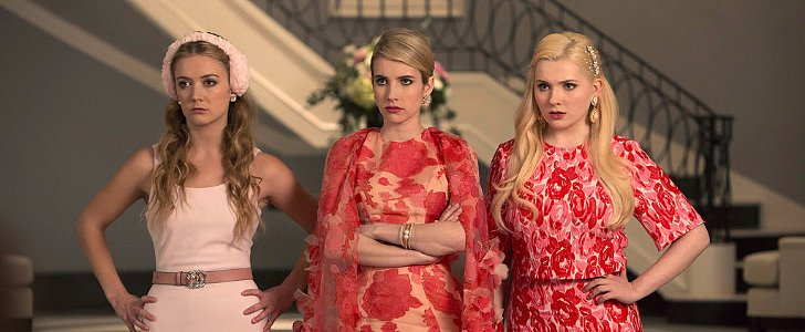 48 Reasons Scream Queens Is the Next Big Beauty-Girl TV Show