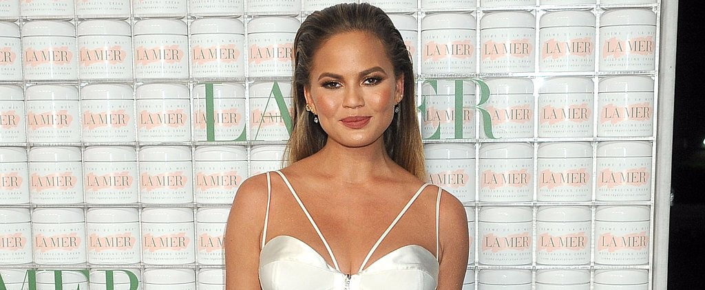 Proof Chrissy Teigen Will Be the Hottest Mum Ever