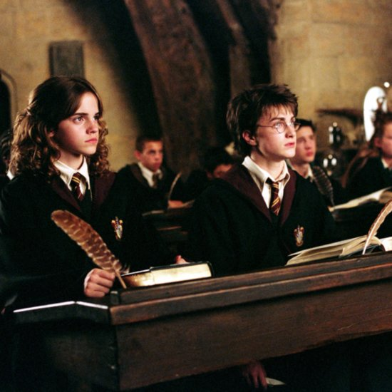 Harry Potter Hermione Does All the Homework