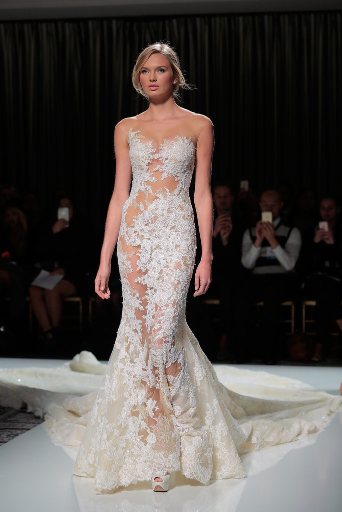 150 Wedding Dresses From Bridal Fashion Week Winter 2016