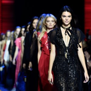 Kendall Jenner Fashion Month Looks | Video