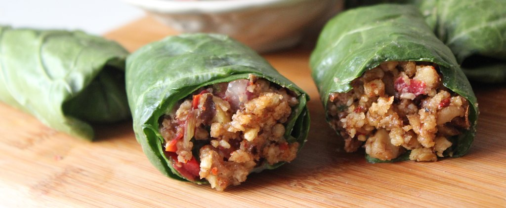 Roll With It: 21 Healthy Wrap Recipes