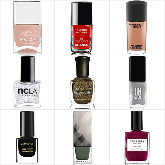 Autumn 2015 Nail Polish Colours