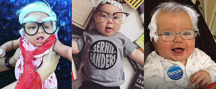 Forget About Politics, #BabiesForBernie Will Be the Cutest Thing You See All Day