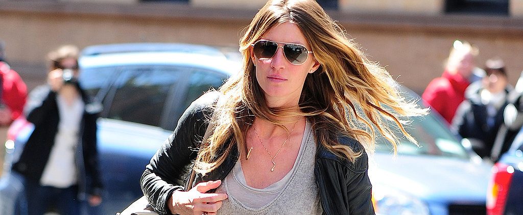 This Is Gisele Bündchen's Favorite Outfit, and It's Easy to See Why