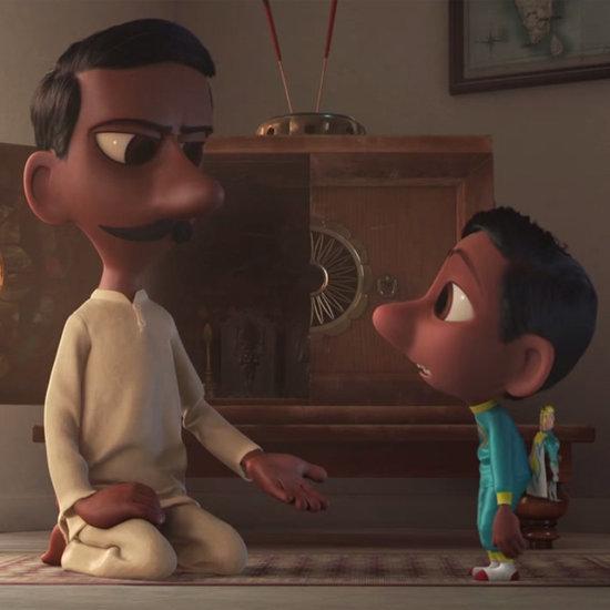 "Disney Pixar Short Film ""Sanjay's Super Team"""