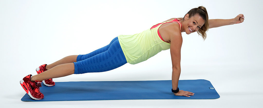 Your Strong and Fierce 10-Minute Total-Body Blast