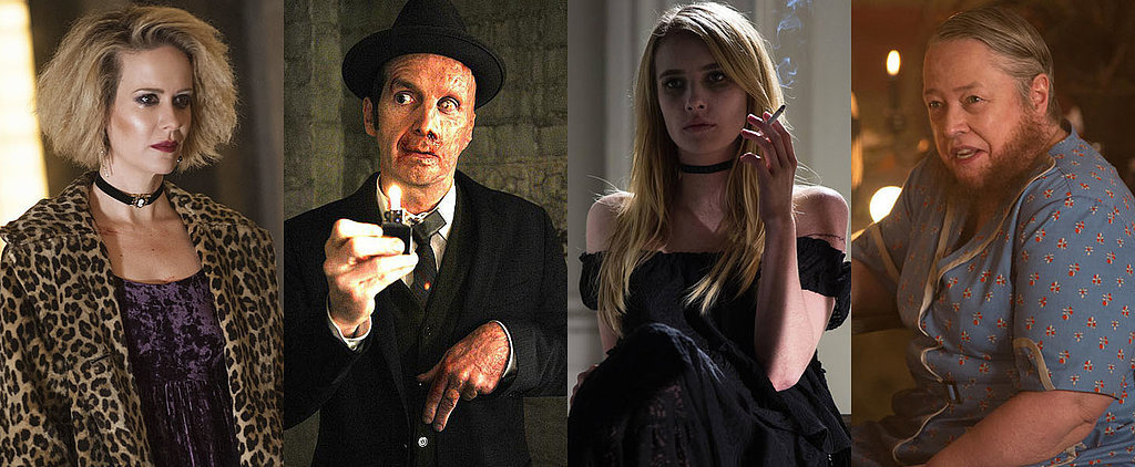 Over 50 American Horror Story Characters to Be This Halloween