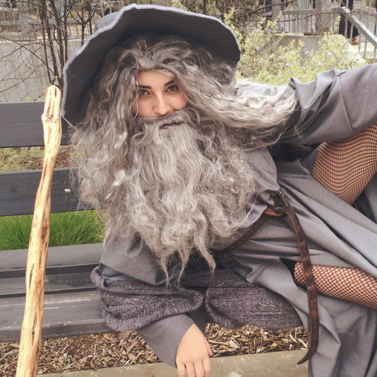 Sexy Gandalf the Grey Costume