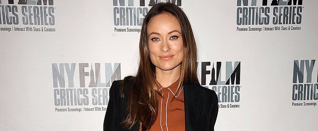 "Olivia Wilde Admits to Being ""Hammered"" While Shooting This Film"