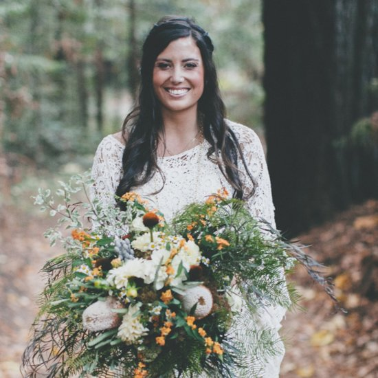 Fall Wedding Dress Inspiration