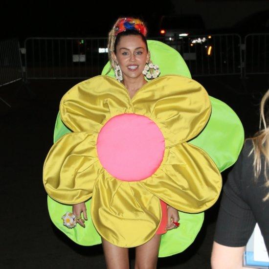 Miley Cyrus at James Franco's Bar Mitzvah
