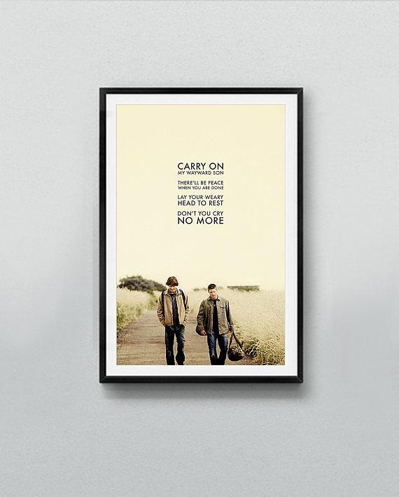 Vai avanti Poster ($ 14)