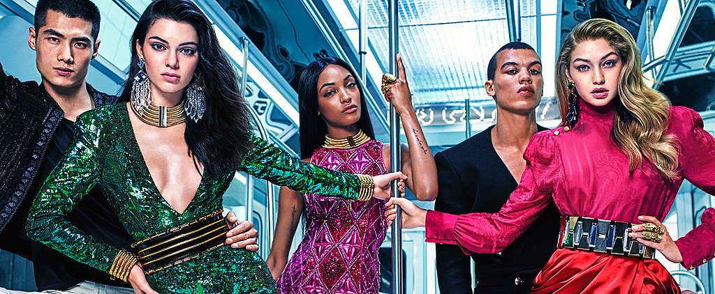 Cancel Your Plans — The Balmain x H&M Collection Drops In Store Today!