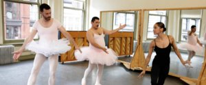 You Will Not Be Disappointed by Jimmy Kimmel Dancing in a Tutu With Misty Copeland