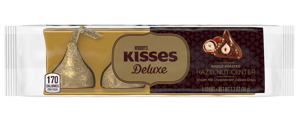 Nutella-Lovers, Listen Up: Hershey's Kisses Deluxe Are For You