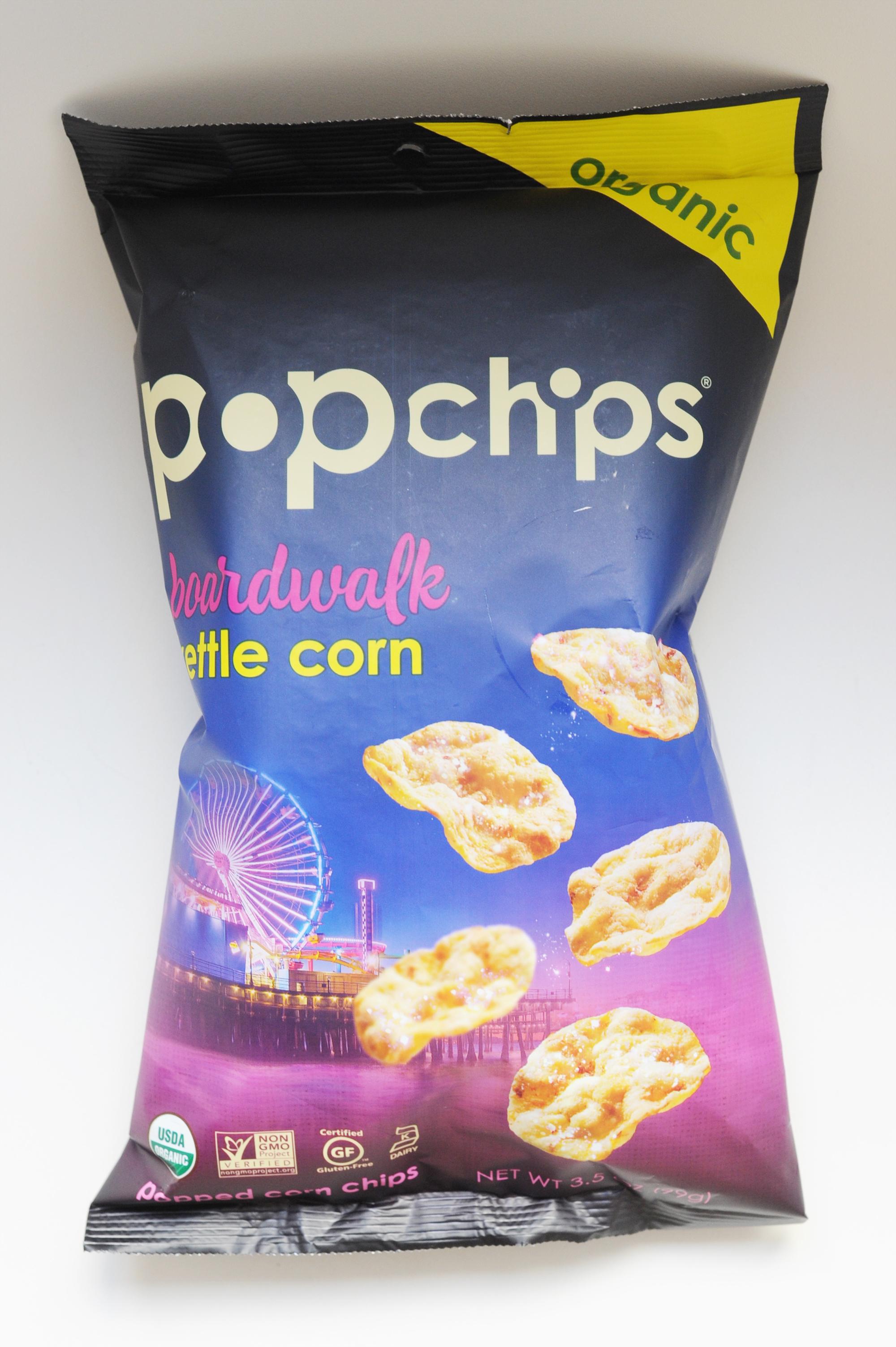 Pop chips kettle