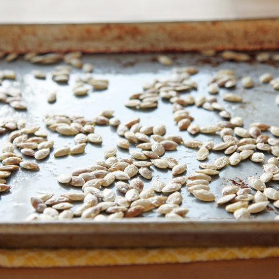 How to Oven Roast Pumpkin Seeds
