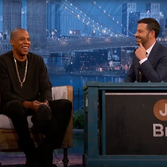Jay Z on Jimmy Kimmel Live October 2015