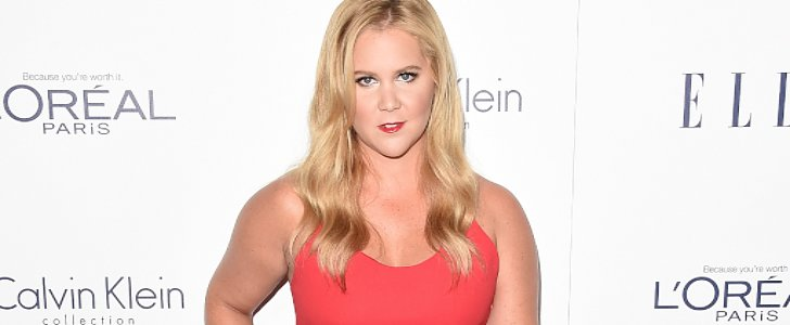 Here's What Amy Schumer and Jennifer Lawrence Look Like in the Exact Same Dress