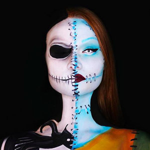 Halloween Makeup Tutorials by MadeYewLook