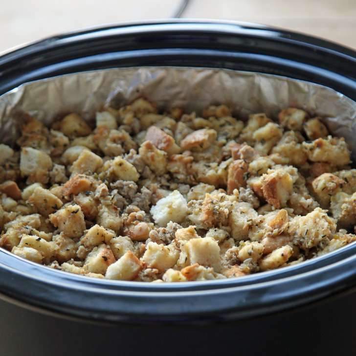 Slow-Cooker Stuffing Recipe   POPSUGAR Food