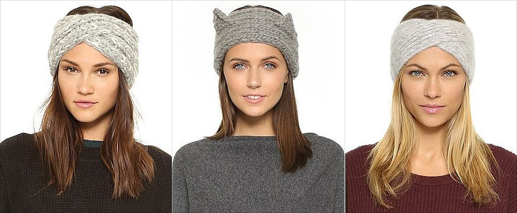 17 Knit Headbands That Will Keep You Looking (and Feeling!) Hot